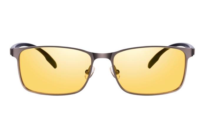blaulichtfilter brille pc arbeit frontansicht