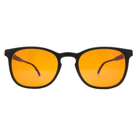 Frontansicht der Blaulichtfilterbrille wizion Alltag 96
